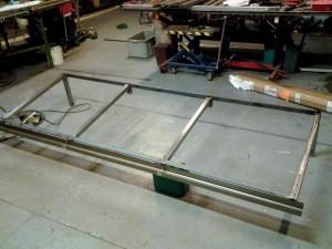Här är hängrännan även monterad.