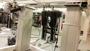 AVSLUTAD, Renovering o nytillverkning av ergonomiska lyft o tiltbara bord. Lev Garo Montage i Gnosjö