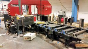 Smått o gott blandat reparationer o tillverkning till Stena Stål